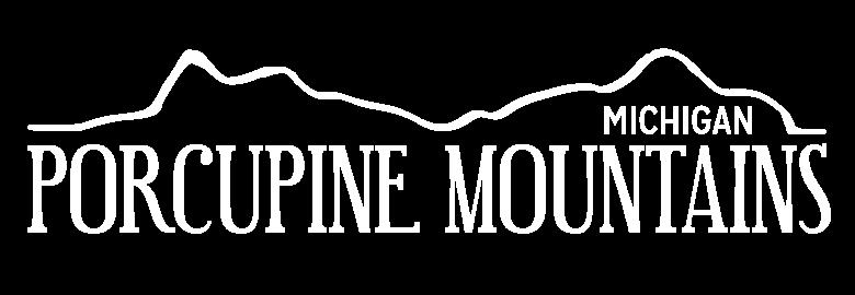 Porcupine Mountains Logo
