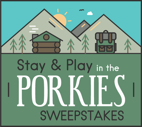 Stay & Play in the Porkies Sweepstakes