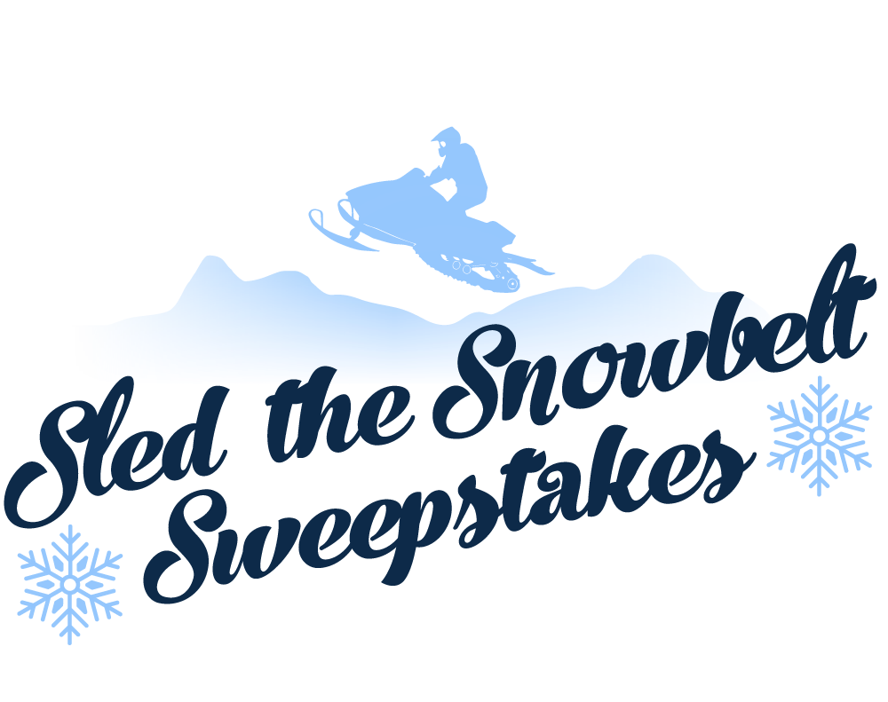 Porcupine Mountains Sled the Snowbelt Sweepstakes