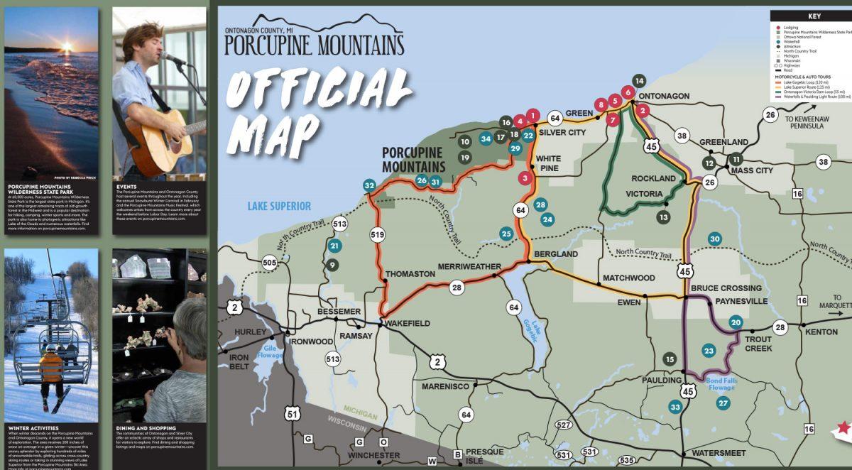 Porcupine Mountains | Ontonagon County, MI | Official Website