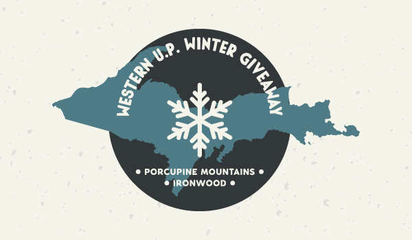 Western U.P. Winter Giveaway