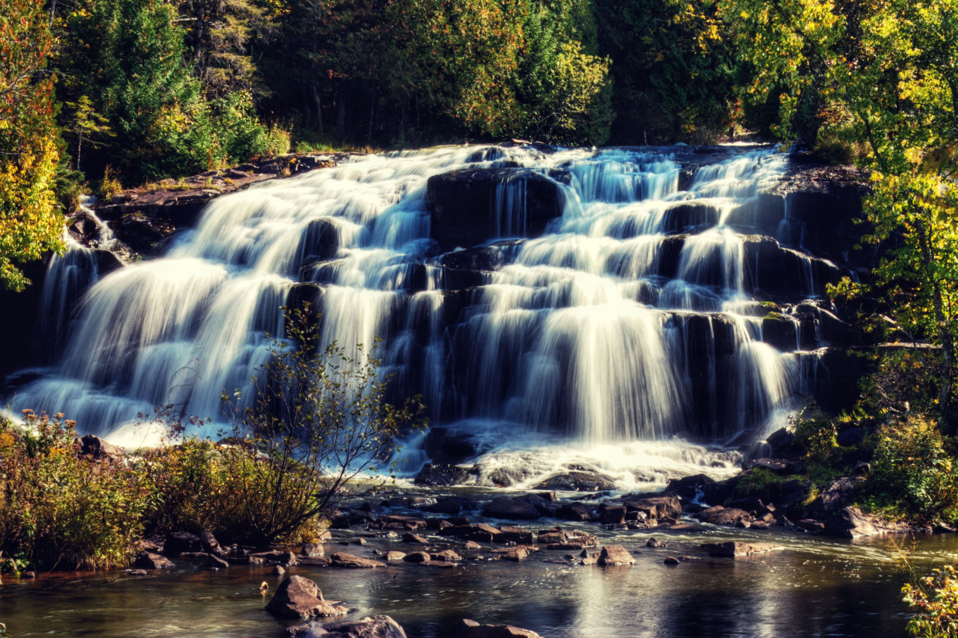 Porcupine Mountains WaterFall Sweepstakes